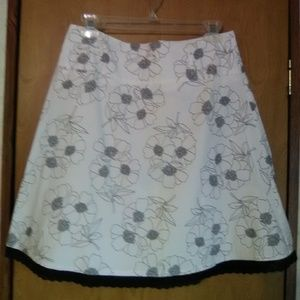 Kathie Lee Collection Skirt